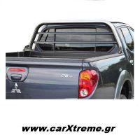 Roll Bar για Mitsubishi L200 (TRITON) 2006+ με Σωληνωτή Σχάρα