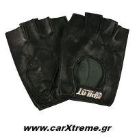 Δερμάτινα Γάντια Μισά