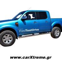 Ford Ranger 2007+ Σκαλοπάτια Ίσια