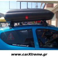 Μπαγκαζιέρα Αυτοκινήτου Carbon 380lt