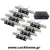 Φώτα Οδικής Βοήθειας LED Εξωτερικά 8x3
