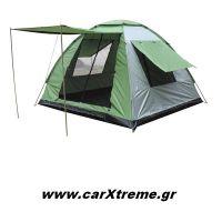Σκηνή Camping 4 ατόμων Open Air