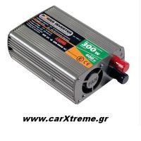 Ιnverter 12>220V 300W