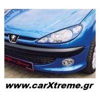 Μασκάκια Φαναριών Peugeot 206