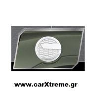 Κάλυμμα Τάπας Χρώμιου Mitsubishi Triton 2016+