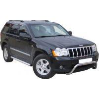 Σκαλοπάτια αλουμινίου Jeep Grand Cherokee 2006->
