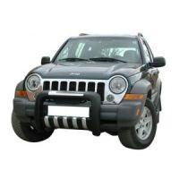 Jeep Cherokee '02>'07 - Εμπρόσθιος προφυλακτήρας 106