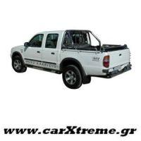 Roll bar 407 Inox Mazda B2500-2600 '98>'06