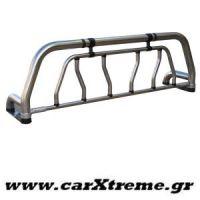 Roll bar 406 Inox/ APS 0952 Inox Mazda B2500-2600 '98>'06