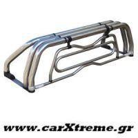 Roll bar 408 Inox /0951 Inox Mazda B2500-2600 '98>'06