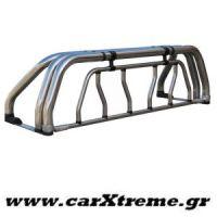 Roll bar RB 408 Inox/0952 Inox Mazda B2500-2600 '98>'06