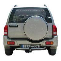 SUZUKI GRAND VITARA  '98>'08/ '05 - Κοτσαδόρος 155 Inox