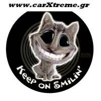 Κάλυμμα Ρεζέρβας Αυτοκινήτου Γάτα