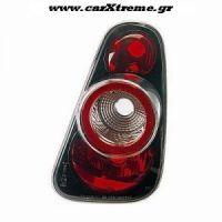 Φανάρια αυτοκινήτου πίσω μαύρα Mini Cooper '01