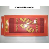 Μαξιλαράκι Ζώνης Ασφαλείας Κόκκινο Momo