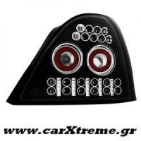 Φανάρι Πίσω Μαύρο Led Rover 200 95-00