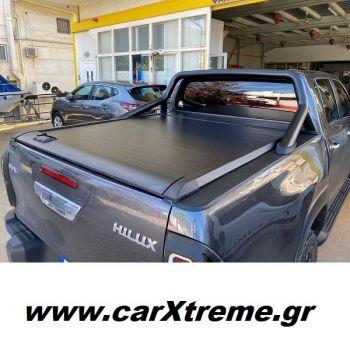 Συρόμενο Καπάκι Ρολό Toyota Hilux Revo 2017+