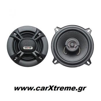 GEAR 13cm Coaxial Speaker GR-13F Ομοαξονικό Ηχείο Flush Mount 2 Δρόμων