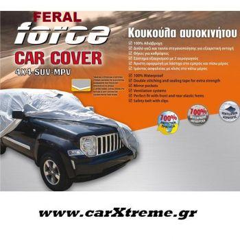 Κουκούλα για Jeep Αυτοκίνητα CF3